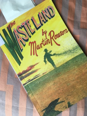 Martin Rowson The Wasteland graphic novel